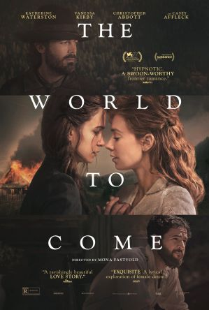 【影評】《美好未來/打開心世界》拓荒時代女性的禁忌之戀