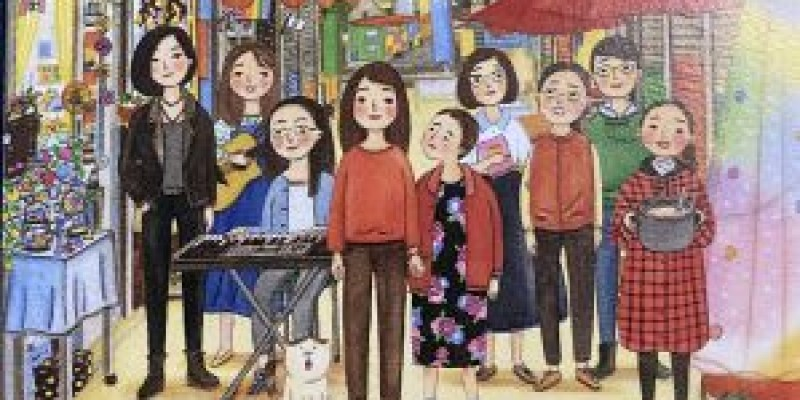 【影評】《愛別離苦》「菱潭街」最感動人心的溫暖紀錄