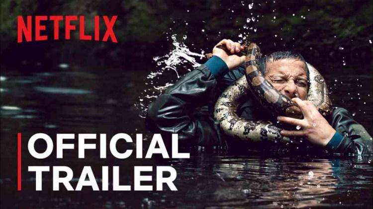 【影評】《貝爾對戰荒野:停電危機》跟貝爺在叢林裡互動探險
