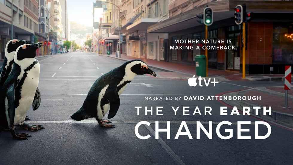 【影評】《這一年,地球變得不一樣》疫情下的地球改變之年