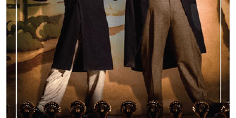 【影評】《喜劇天團:勞萊與哈台》讓人無比羨慕的珍貴友情