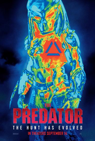 【無雷影評】《終極戰士:掠奪者》變大真的沒有比較嚇人啊!