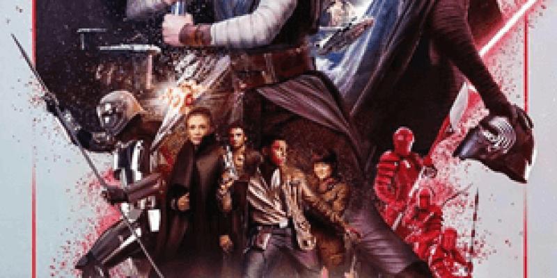 【有雷影評】《星際大戰8:最後的絕地武士》原力與信念的核心價值