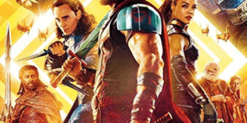 【無雷影評】《雷神索爾3:諸神黃昏》以笑爆為原則的雷神異攻隊