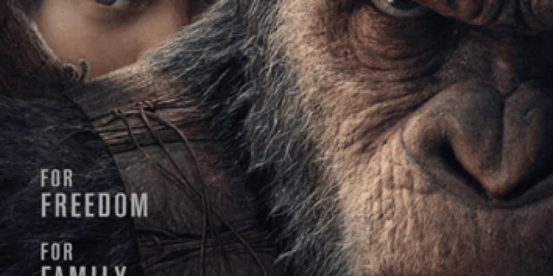 【無雷影評】《猩球崛起3:終極決戰》猩神領袖凱撒