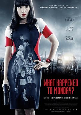 【有雷影評】《獵殺星期一》近年反烏托邦類型電影佳作!!