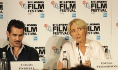 Colin Farrell & Emma Thompson