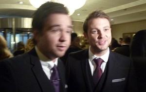 Sam and Mark