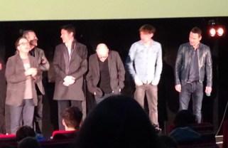 Cast & crew of Frank