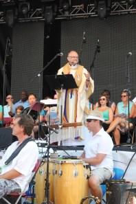 WorldPride 2014's Grand Marshall Rev. Dr. Brent Hawkes
