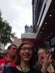 Sly selfie
