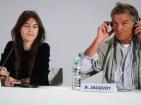 Charlotte Gainsbourg & Benoît Jacquot