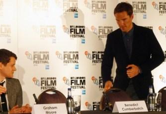 The Imitation Game: Benedict Cumberbatch