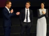 The Silent Storm: Damian Lewis, Ross Anderson & Andrea Riseborough