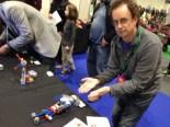 Kevin McDonald & LEGO