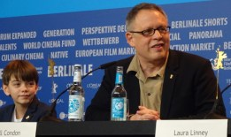 Milo Parker & Bill Condon - Mr. Holmes - Berlinale 2015