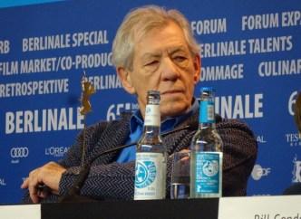 Sir Ian McKellen - Mr. Holmes - Berlinale 2015