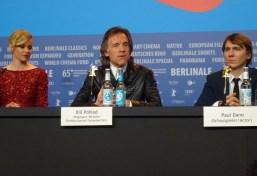 Elizabeth Banks, Bill Pohland, Paul Dano -Love & Mercy - Berlinale 2015