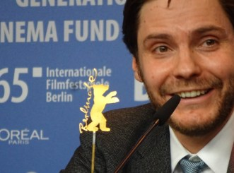 Daniel Bruhl - Woman in Gold - Berlinale 2015