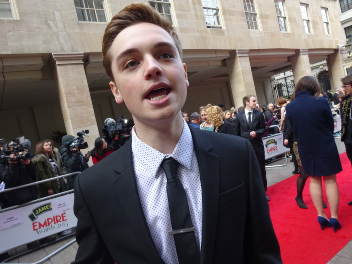Jameson Empire Awards 2015: Dean-Charles Chapman of Game of Thrones
