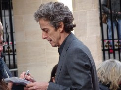 Jameson Empire Awards 2015: Peter Capaldi of Doctor Who, Paddington, The Thick of It