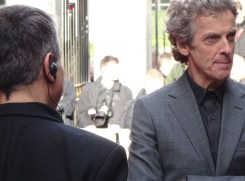 Jameson Empire Awards 2015: Peter Capaldi of Doctor Who, Paddington & The Thick of It