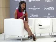 Elizabeth Nyamayaro at He For She panel.