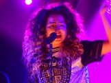 HP Connected Music gig with Ella Eyre