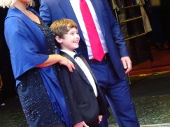 Kinky Boots Opening Night: Young Charlie