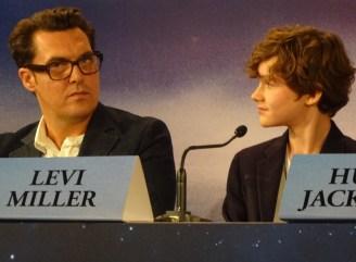 Joe Wright & Levi Miller