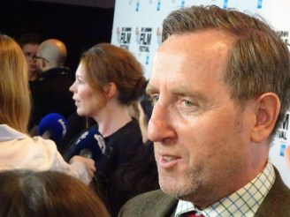 The Lobster: Olivia Colman (Hotel Manager) & Michael Smiley (Loner Swimmer)