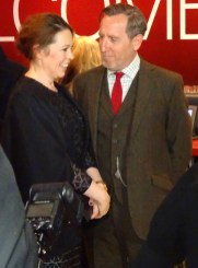 The Lobster: Olivia Colman (Hotel Manager) & Michael Smiley