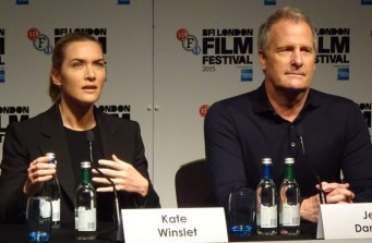 Steve Jobs: Kate Winslet & Jeff Daniels