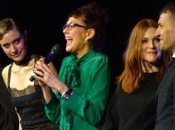 Maggie's Plan: Rebecca Miller, Greta Gerwig & Julianne Moore