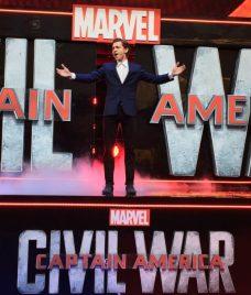 Captain America: Civil War Premiere