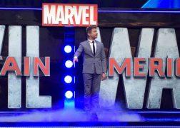 Captain America: Civil War Premiere - Jeremy Renner