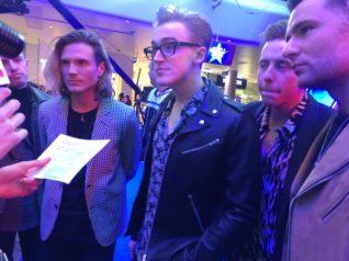 Captain America: Civil War Premiere - McFly
