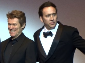 Willem Dafoe & Nicolas Cage