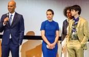 Kim Nguyen, Tatiana Maslany & Dane DeHaan