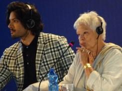 Victoria & Abdul - Ali Fazal & Dame Judi Dench
