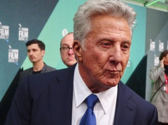 The Meyerowitz Stories (New and Selected): Dustin Hoffman