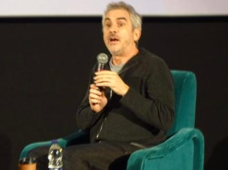 BFI London Film Festival: Screen Talk with Alfonso Cuarón