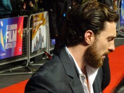 BFI London Film Festival: Outlaw King star Aaron Taylor-Johnson