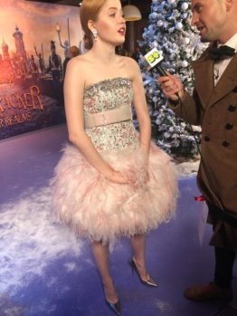 The Nutcracker and the Four Realms - Ellie Bamber