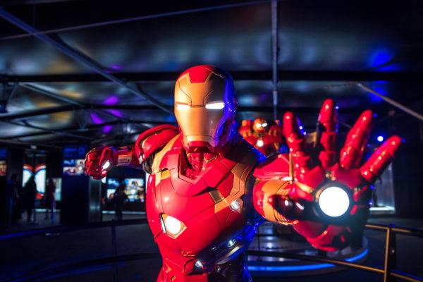 Marvel's Avengers S.T.A.T.I.O.N