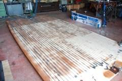 Deck production