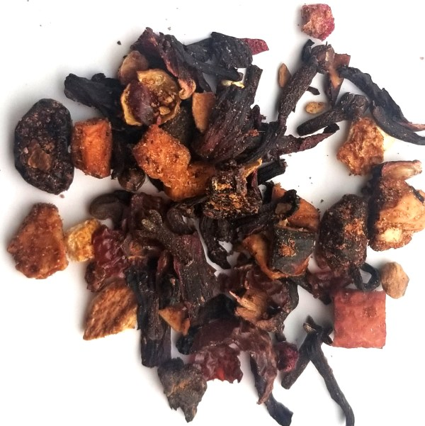 cranberry apple spiced herbal