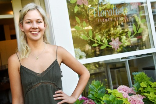 Miranda VICTORIA/Loose Lips Magazine 2016-06-28 Floralista owner Alice De Crom at her retail shop in Fort Langley.