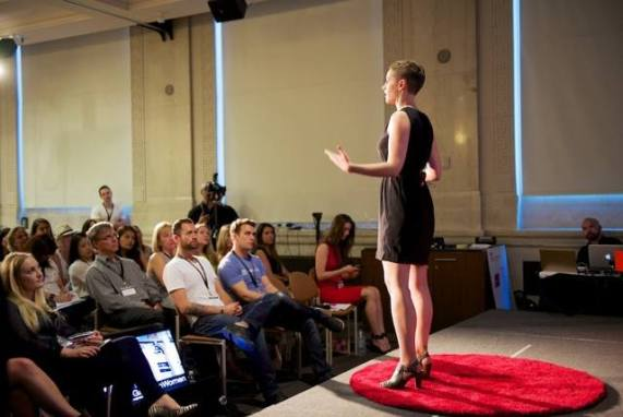 Photo from TEDxWomen's inaugural event in 2015. (Facebook)