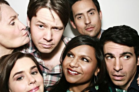 If you haven't yet watched the Mindy Project, and you just don't know if there's a feminist role model that speaks to YOU, this show is your answer. Hilarious, irreverent, smart, and relatable. Mindy is the everywoman's feminist. Just watch.